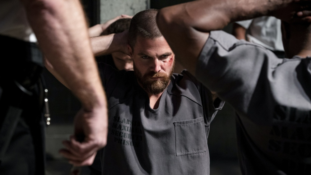 Stephen Amell Workout 4