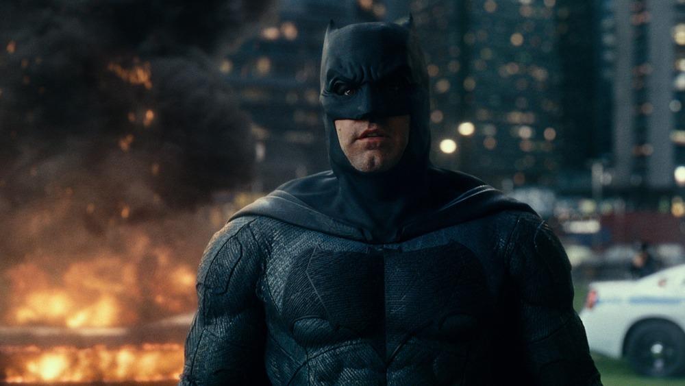 Ben Aflleck Batman Workout