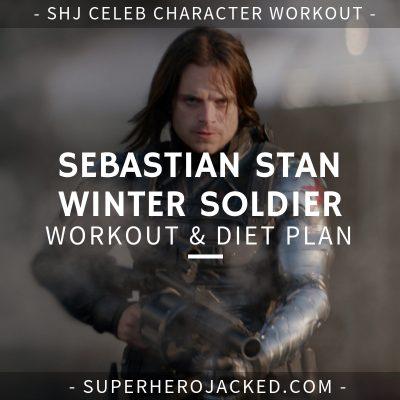 Sebastian Stan Winter Soldier Workout and Diet