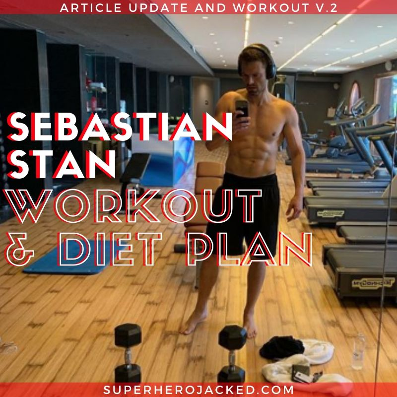 Sebastian Stan Workout Routine Article Update & Refresher