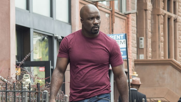 Mike Colter Workout 1