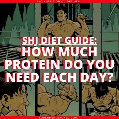 Daily Protein Guide