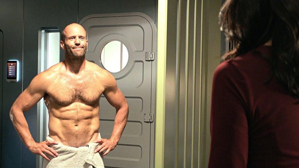 Jason Statham Workout 1