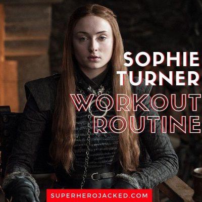 Sophie Turner Workout