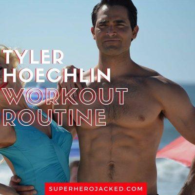 Tyler Hoechlin Workout