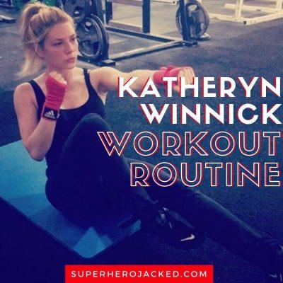 Katheryn Winnick Workout