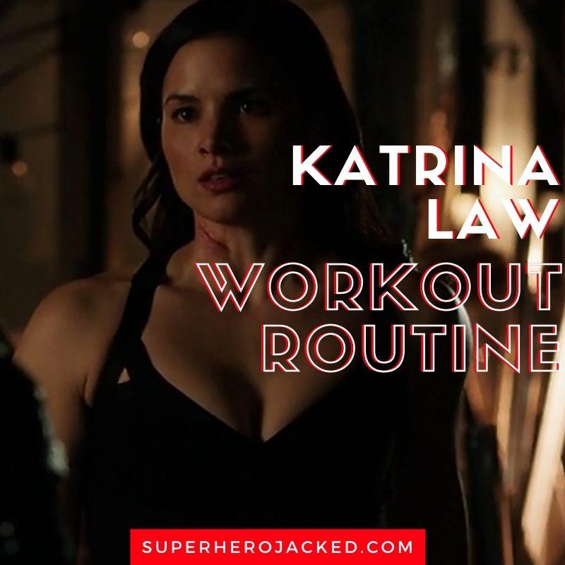 Law sexy katrina Katrina Law