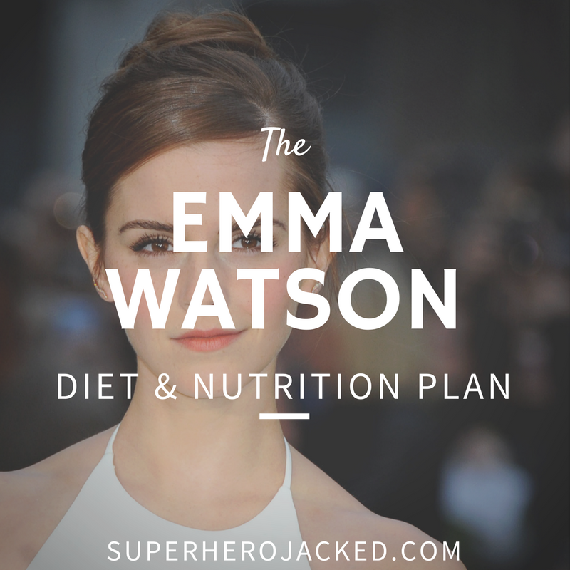 Emma Watson Diet and Nutrition