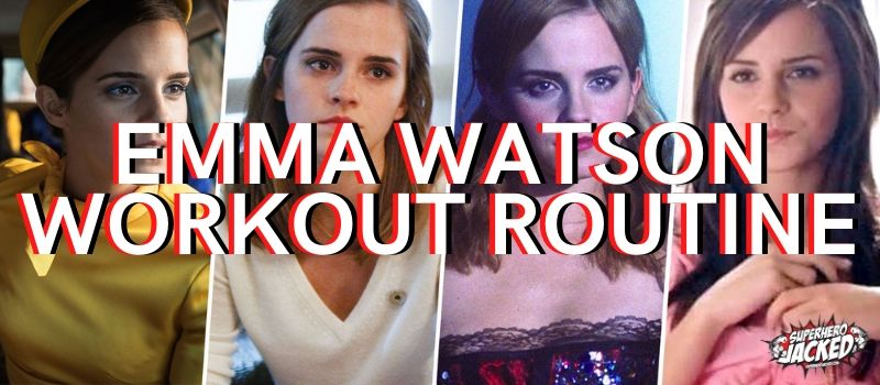 Emma Watson Workout