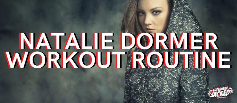Natalie Dormer Workout 2
