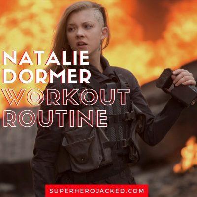 Natalie Dormer Workout