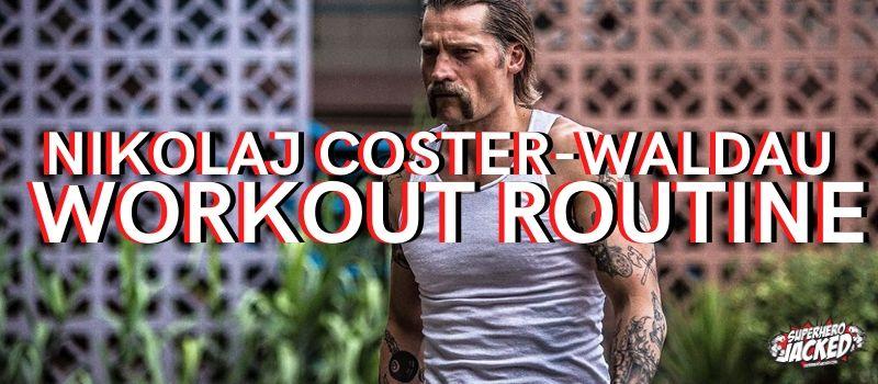 Nikolaj Coster-Waldau Workout