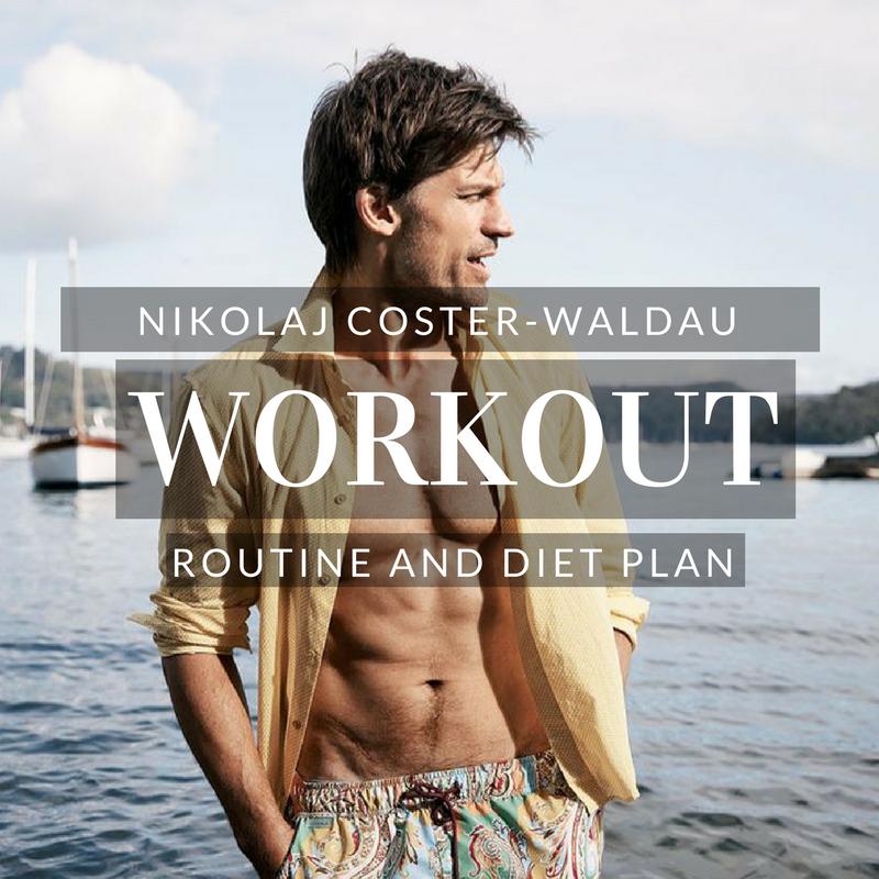 Nikolaj Coster-Waldau Workout Routine