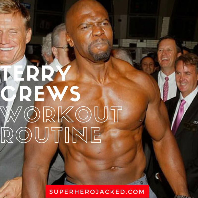 Terry Crews Workout Routine