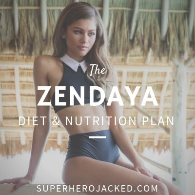 Zendaya Diet and Nutrition