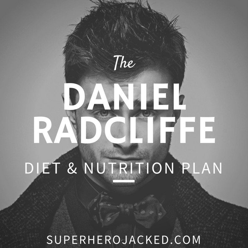 Daniel Radcliffe Diet and Nutrition