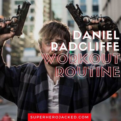 Daniel Radcliffe Workout