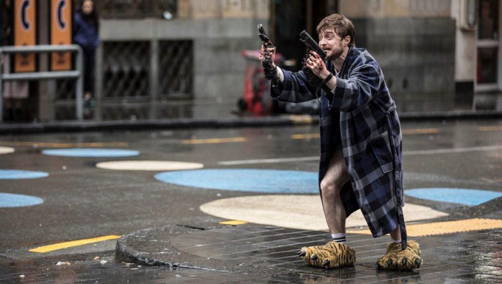 Daniel Radcliffe Workout 2