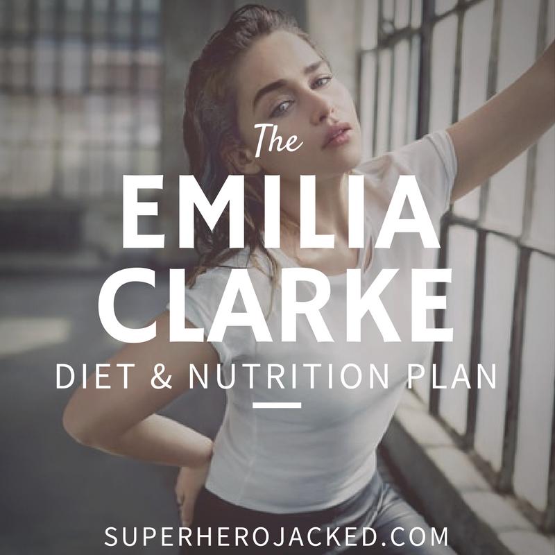 Emilia Clarke Diet and Nutrition