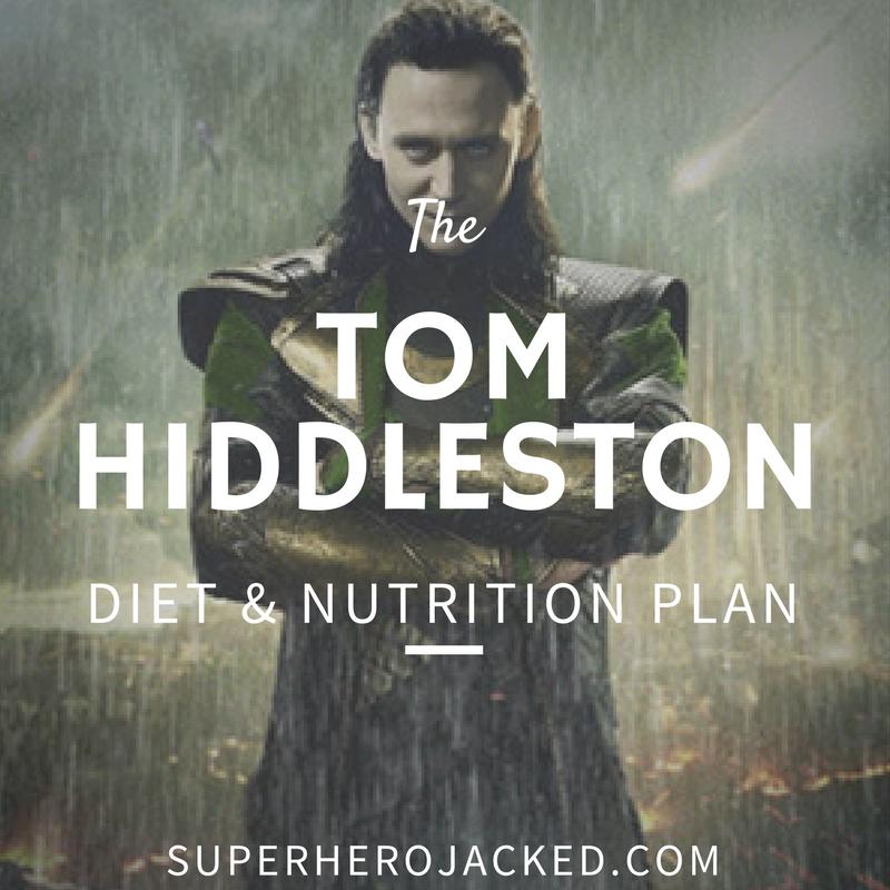 Tom Hiddleston Diet and Nutrition
