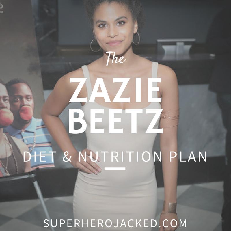 Zazie Beetz Diet and Nutrition