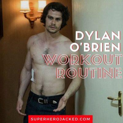 Dylan O'Brien Workout