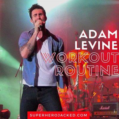 Adam Levine Workout