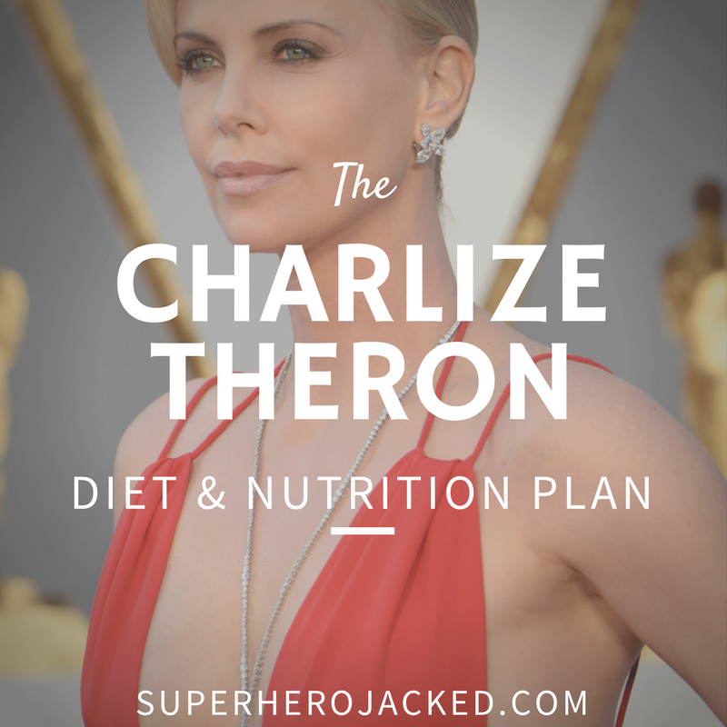Charlize Theron Diet and Nutrition