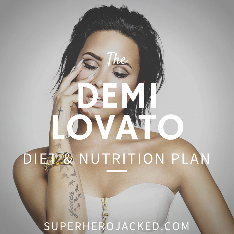 Demi Lovato Diet and Nutrition