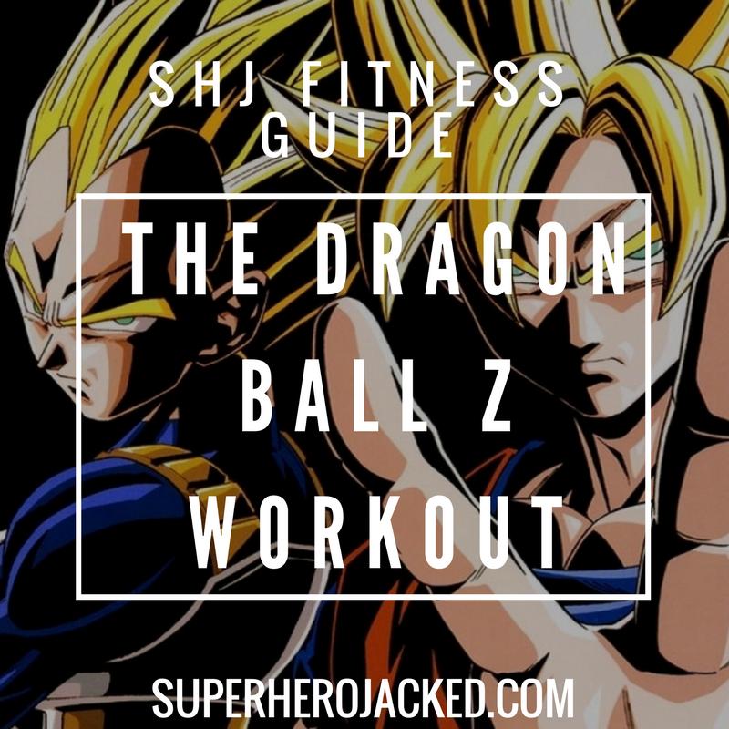 Dragon Ball Z Workout