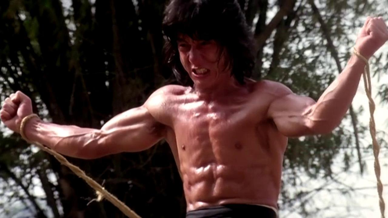 Jackie Chan Workout Past
