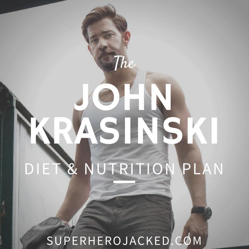 John Krasinski Diet and Nutrition
