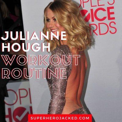 Julianne Hough Workout