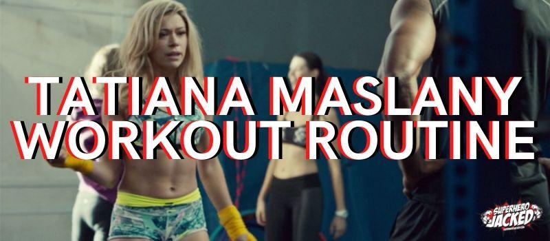 Tatiana Malany Workout Routine 1