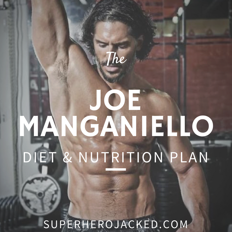 Joe Manganiello Diet and Nutrition (1)
