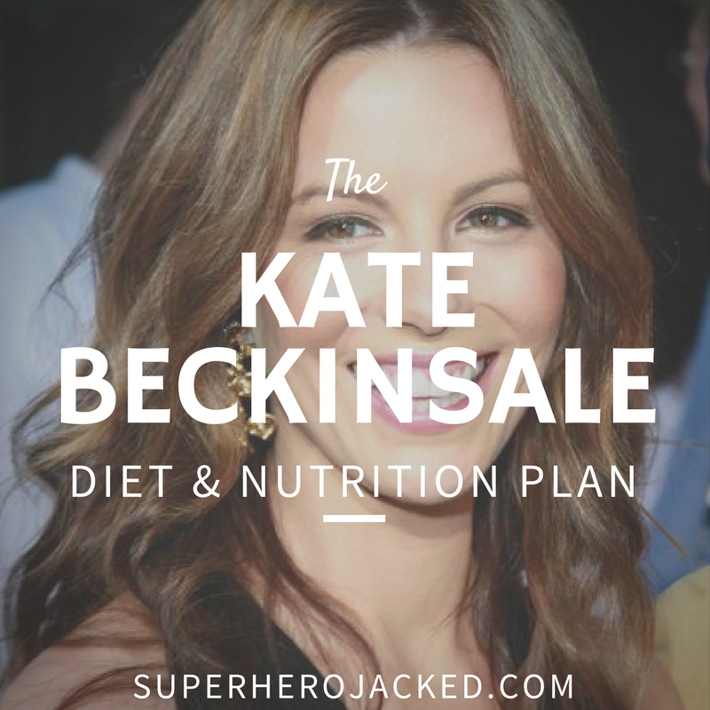 Kate Beckinsale Diet and Nutrition