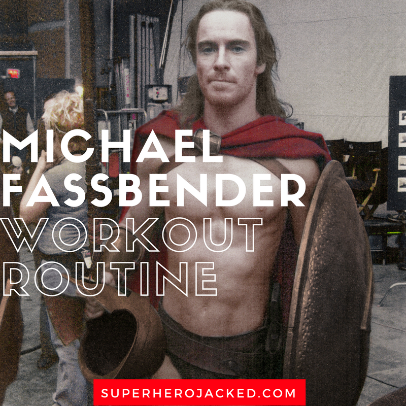 Michael Fassbender 300 Workout Routine
