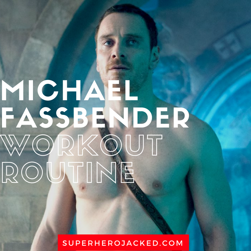 Michael Fassbender Workout Routine