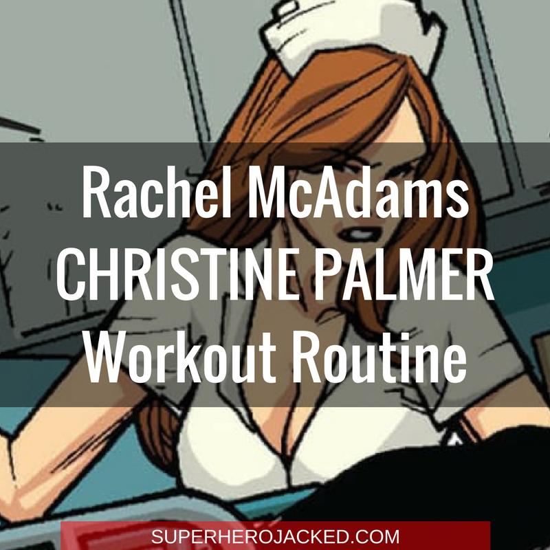 Rachel McAdams Christine Palmer Workout Routine
