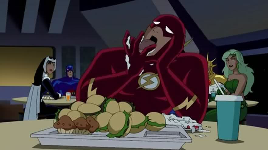 The Flash Calorie Counting