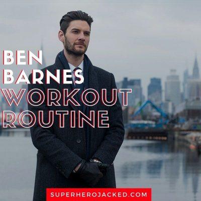 Ben Barnes Workout
