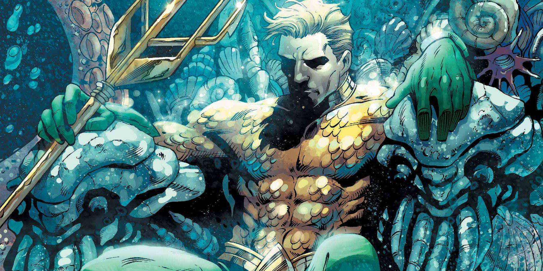 Aquaman Workout 2
