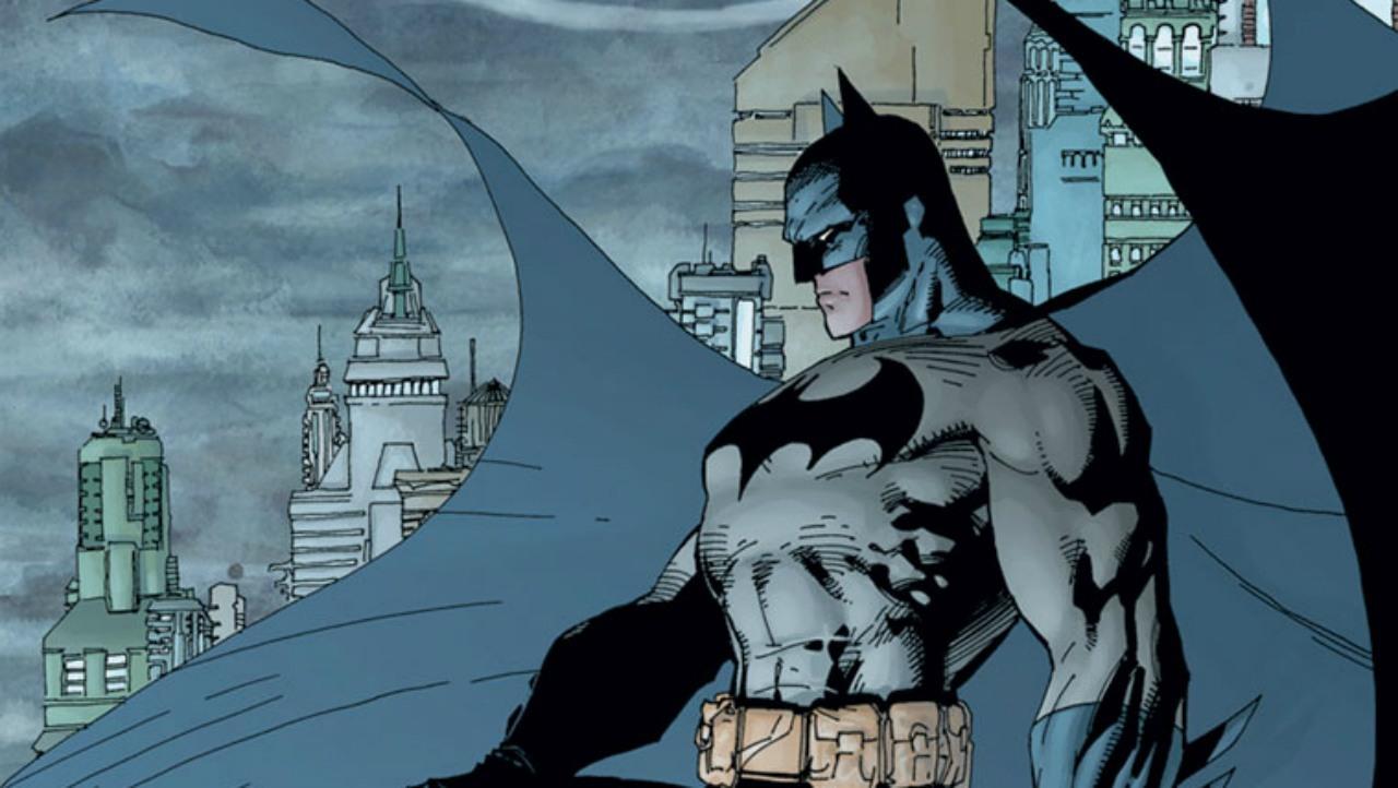 Batman Workout 1