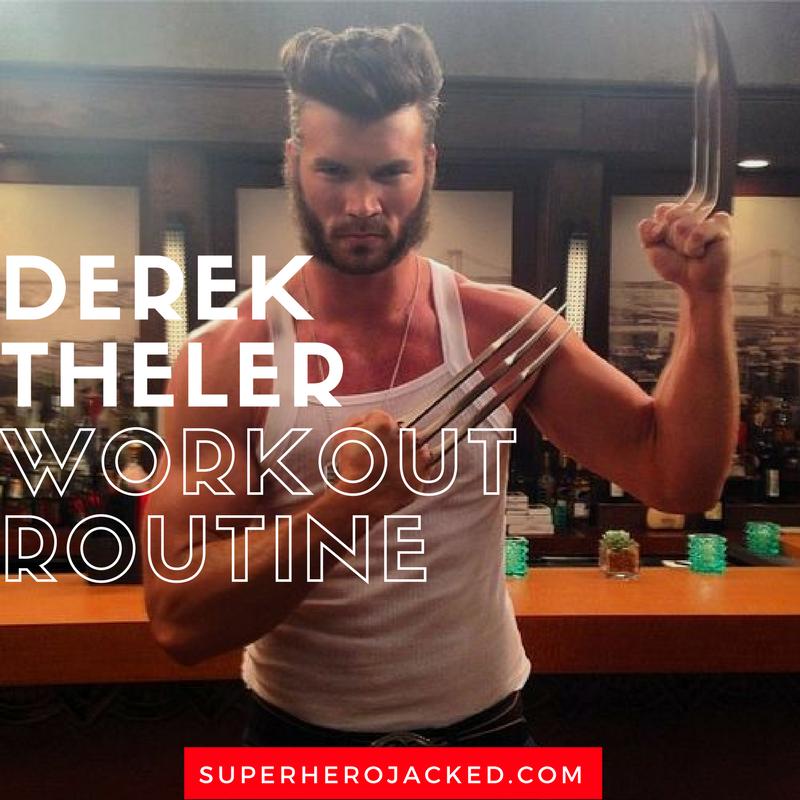 Derek Theler Workout Routine