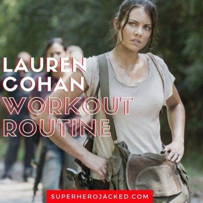 Lauren Cohan Workout
