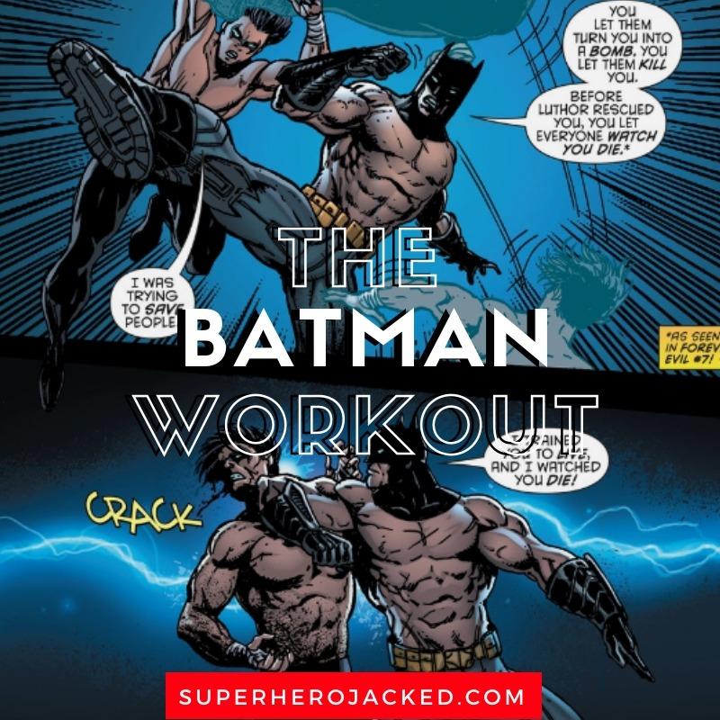 The Batman Workout (2)