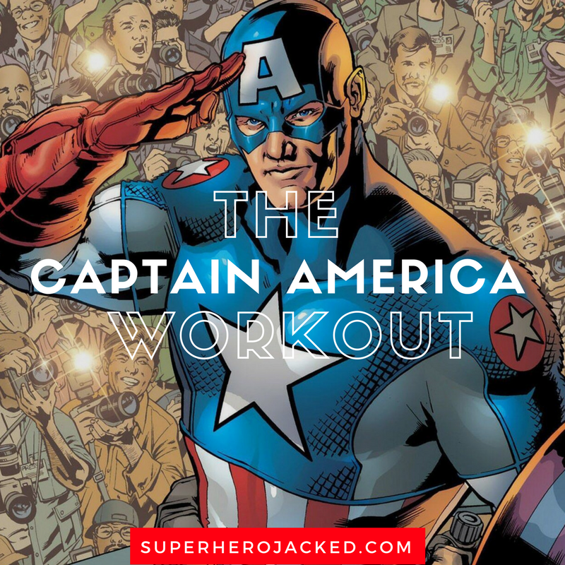 The Captain America Workout