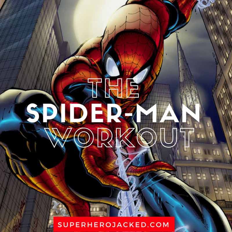 The Spider-Man Workout