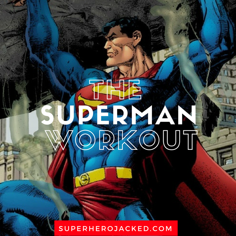 The Superman Workout