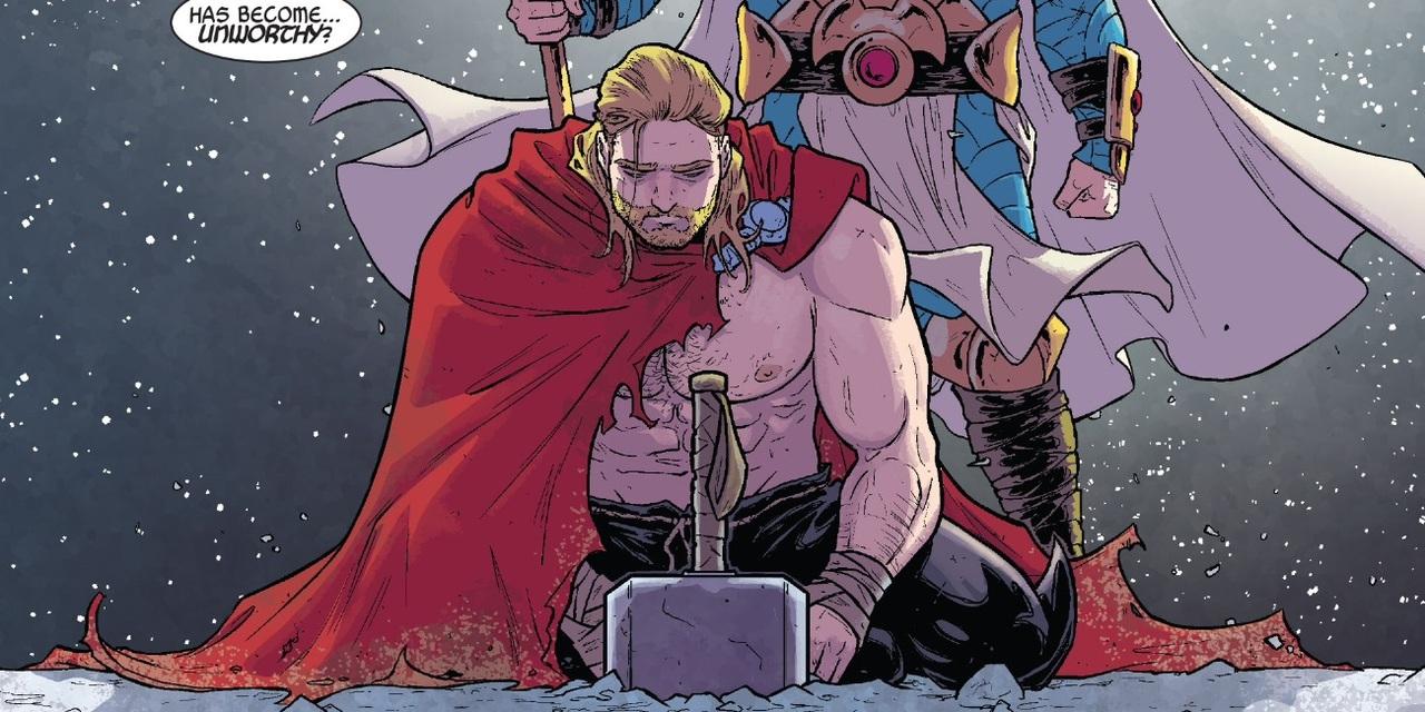 Thor Workout 2